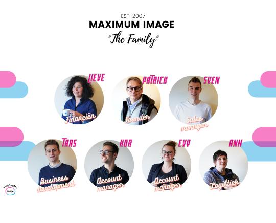 Maximum Image Store
