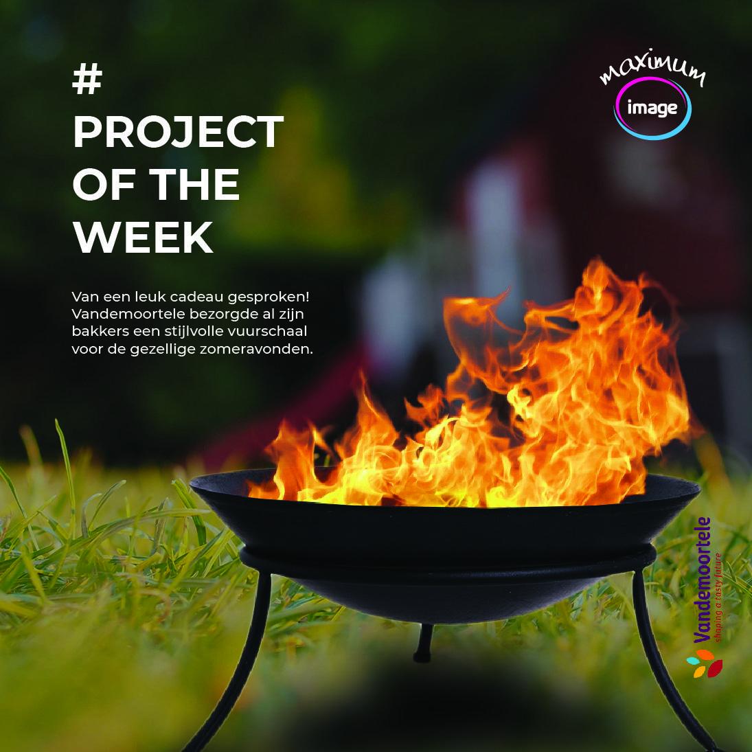 #ProjectOfTheWeek 12