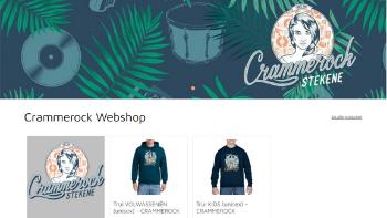 Crammerock merchandising